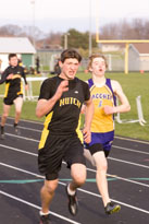 Spring Sports Photographs